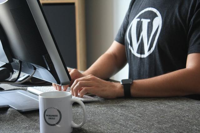 VP Group Development - WordPress blogging tips